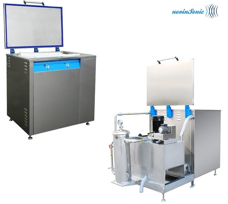 التراسونیک کلینر صنعتی
