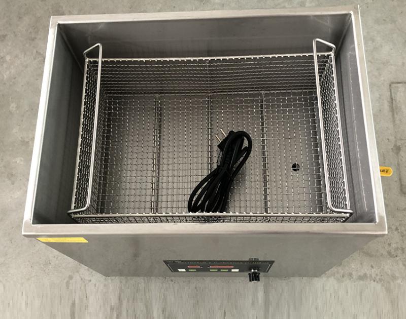دستگاه شستشوی التراسونیک صنعتی