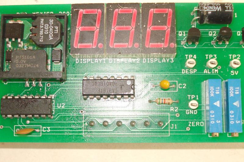 پاکسازی مدار الکترونیک